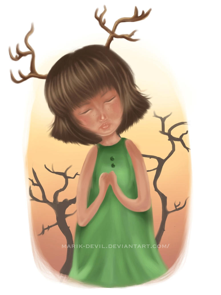 Dreaming by marik-devil