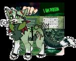 [OTA] [PENDING] Aesthetic Poison Ivy Kitty