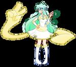 Natsuki Kiseki Design Update (UTAU)