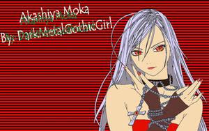 Akashiya Moka by DarkMetalGothicGirl