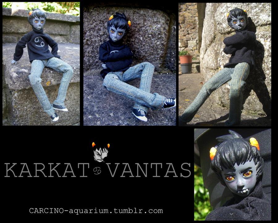 KARKAT DOLL by CARCINOaquarium