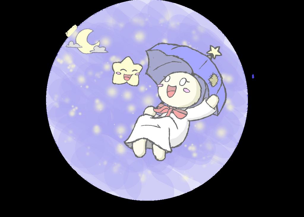 Cutesy Night 2 by Sweet-Chib