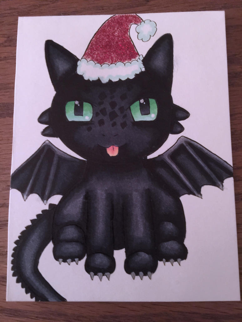 Chibi Toothless by My7hicR4r3 on DeviantArt