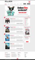 FilmBox Website