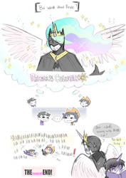 My Little BatFamily3: But Then by BrokenDeathAngel