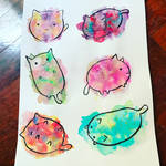 Galaxy Kitties