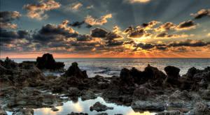 Sunshine In Pylos , Greece by Rockwaved