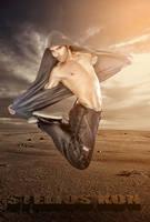 Desert Dancer by Rockwaved