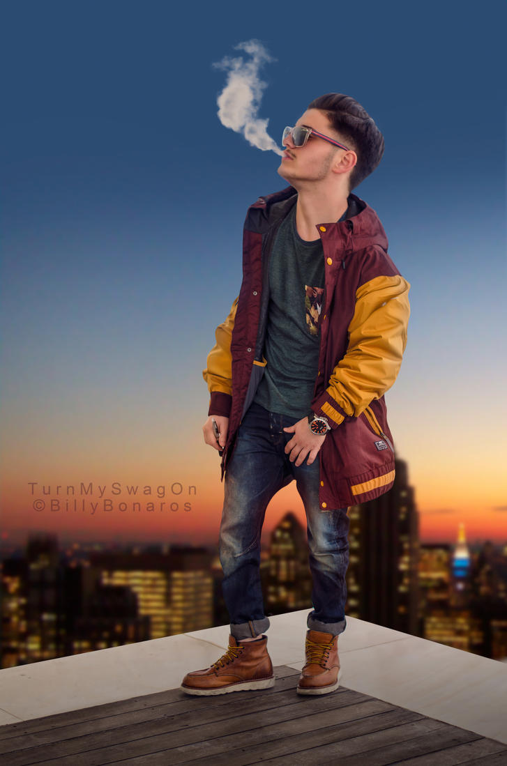 Turn My Swag On by Rockwaved