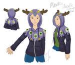 Moonkin Hoodie concept art