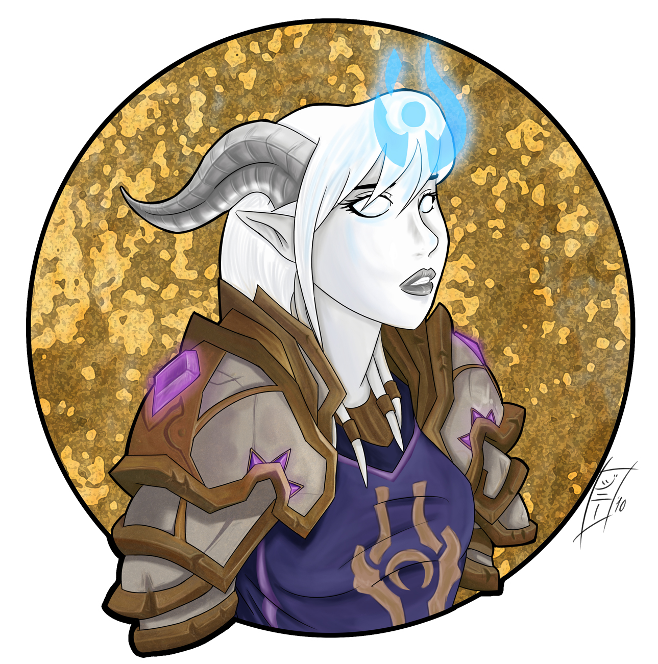 ER Donation Reward - Akilana by MagicalMelonBall