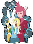 Adventure Time rule 63
