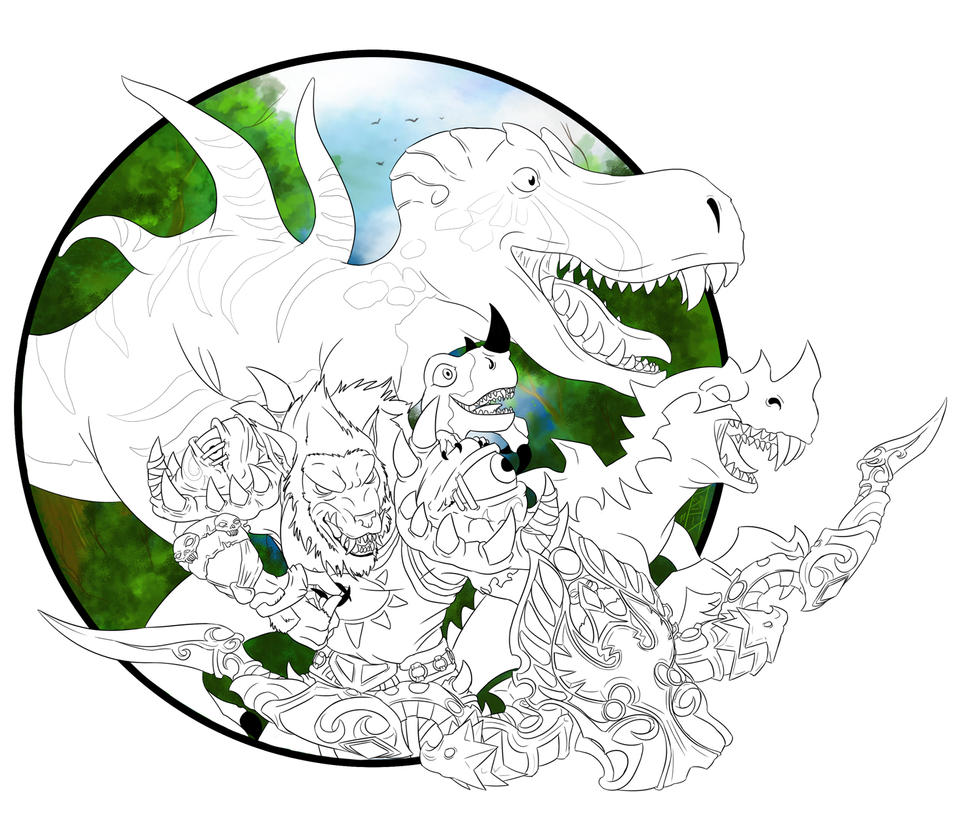 Deathadder - Ink by MagicalMelonBall