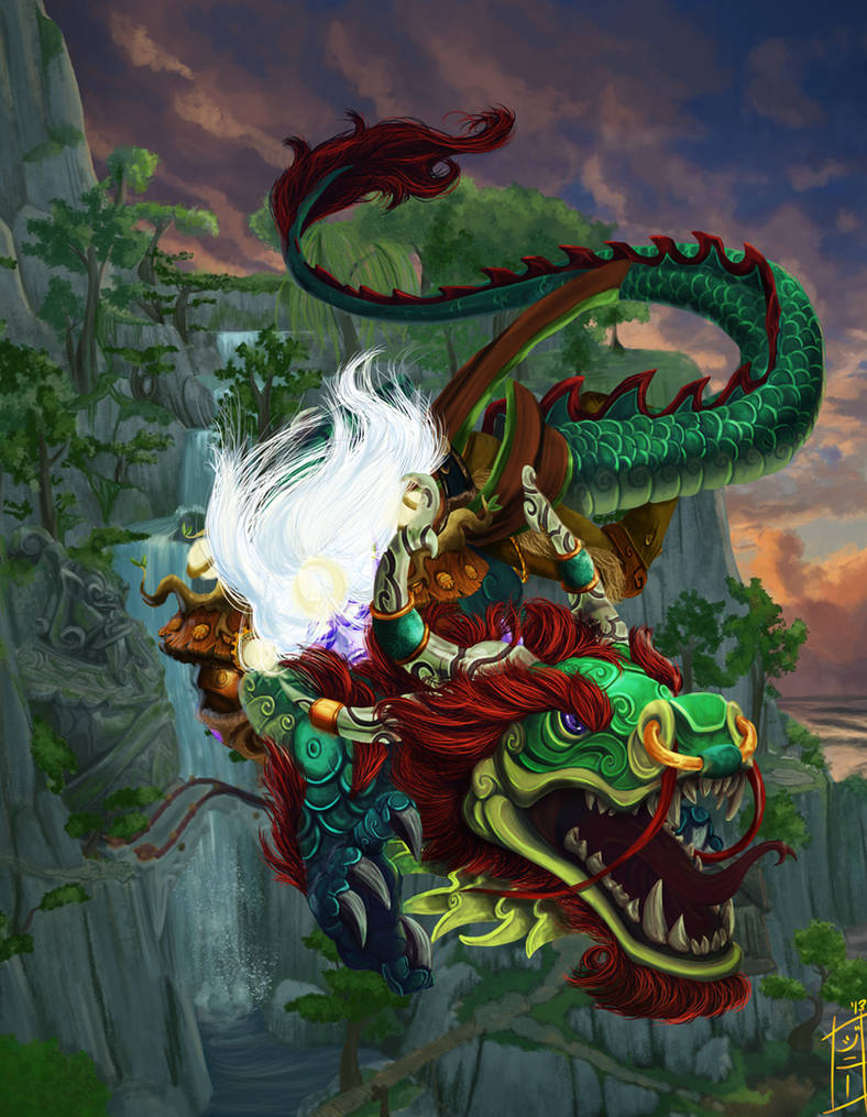 Flying Lessons - World of Warcraft Tribute