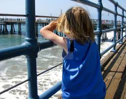 Jason at the Pier