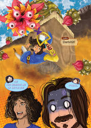 Game Grumps Zine submission