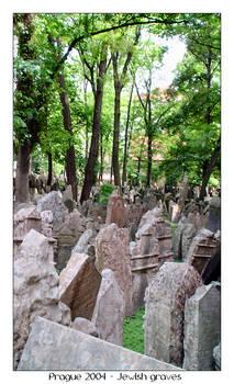 Prague 02 - Josevof Cemetery