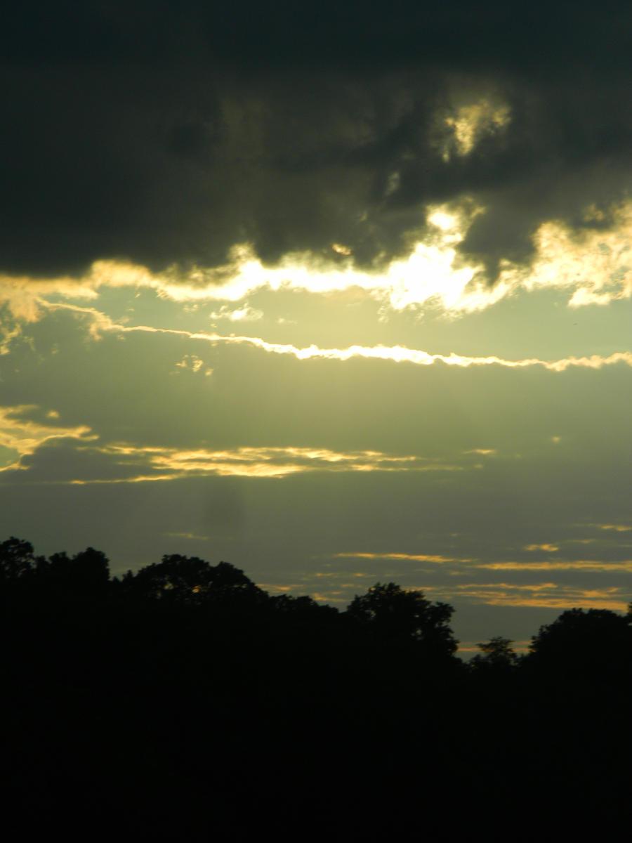 Burning Sky by zionthemess