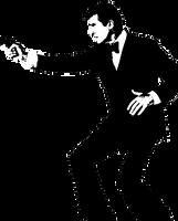 James Bond Vector 2