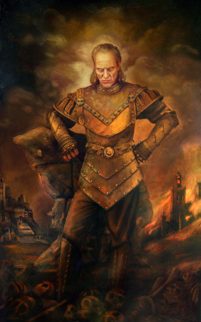 Vigo The Carpathian by Trekkie313