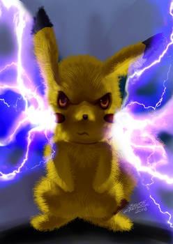 Pikachu Power On