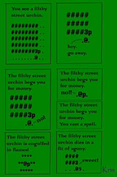 Moria: Filthy Street Urchin