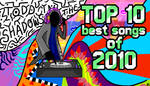Top 10 Best 2010