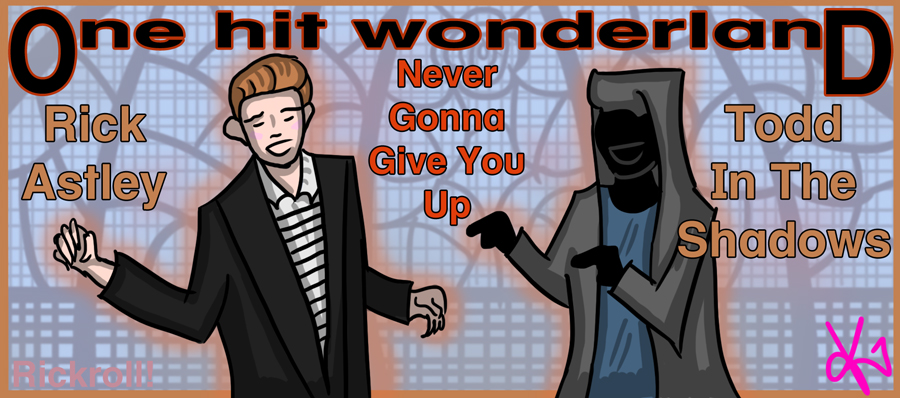 OHW: Never Gonna Give You Up by TheButterfly