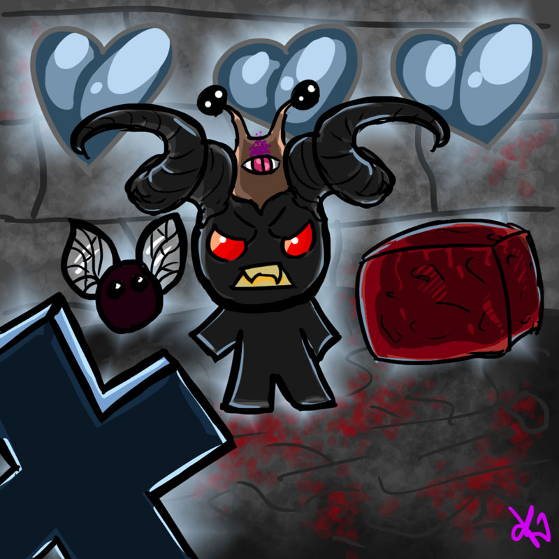 The Binding Of Isaac By TheButterfly On DeviantArt