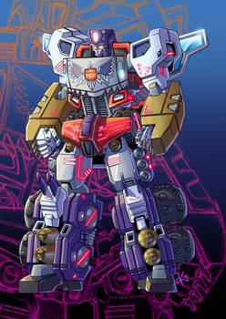 Machine Wars Optimus
