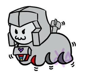Cutest Megatron