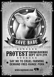 Save Babe Poster