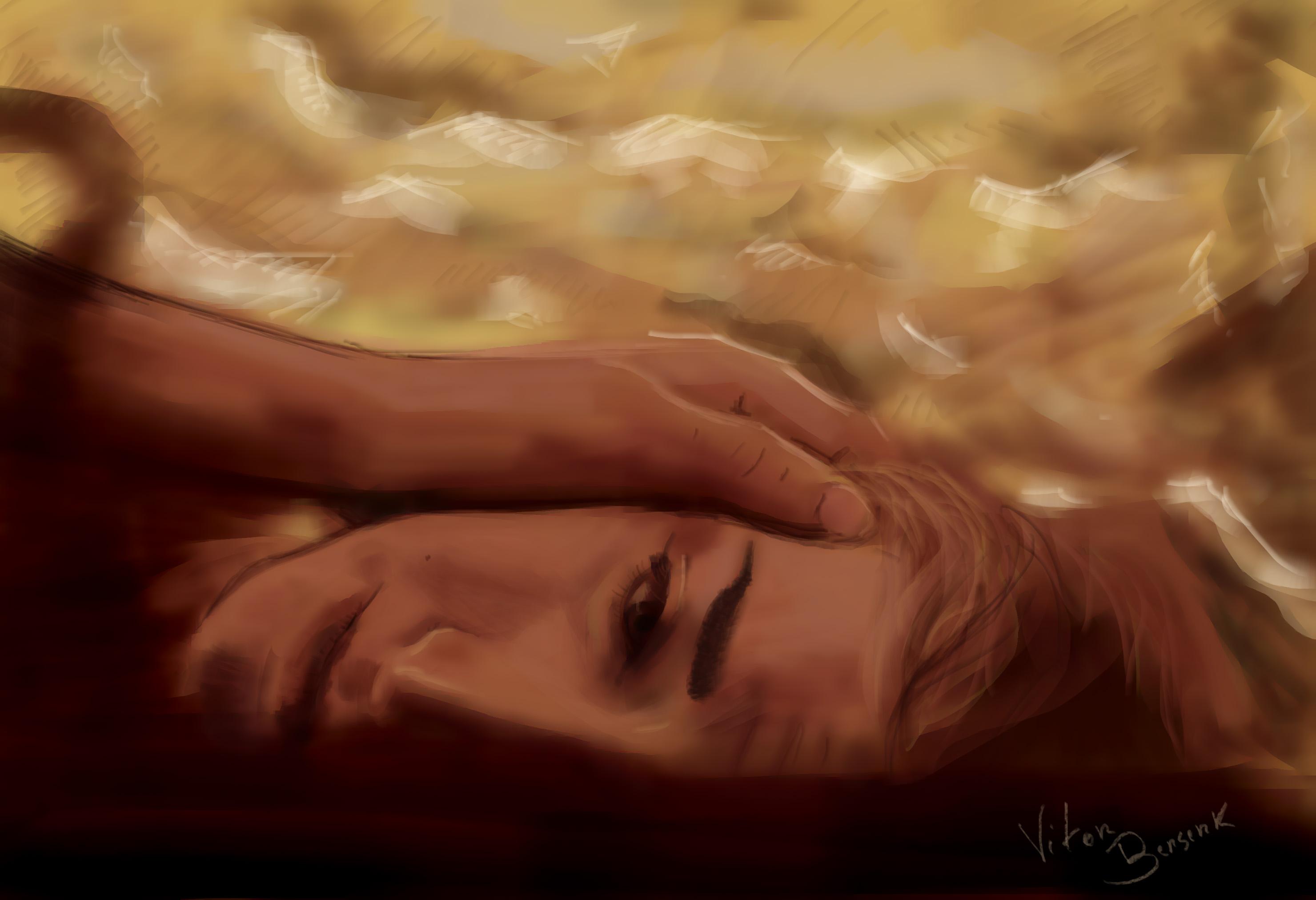 Eternal Sunshine Of The Spotless Mind by VitorBerserk
