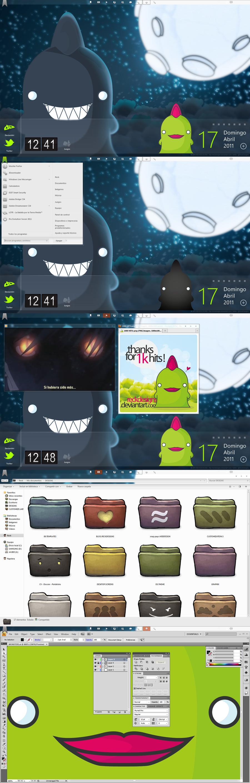 Desktop D172011 by ReckDesigns