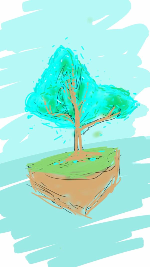 Ugly Tree by Monstruonauta