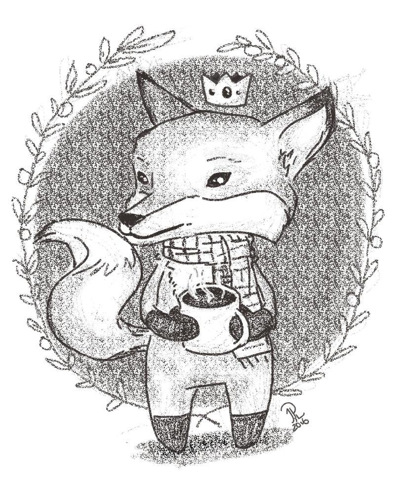 Ruben the Fox by Monstruonauta