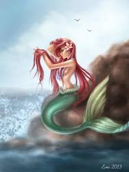 Ariel by Ninsianna