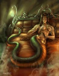 Naga by Ninsianna
