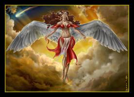 ANGEL by Ninsianna