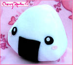 Onigiri plushie version 2