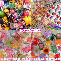 Support Japan with CherryAbuku
