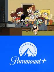 The Loud Kids Watching Paramount Plus