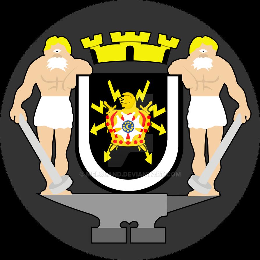 Arms of Volta Redonda Wilton Cunha chapter by meloland
