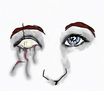 Scared Eyes by starneko on deviantART