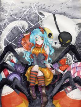 Sweet Spider Nest