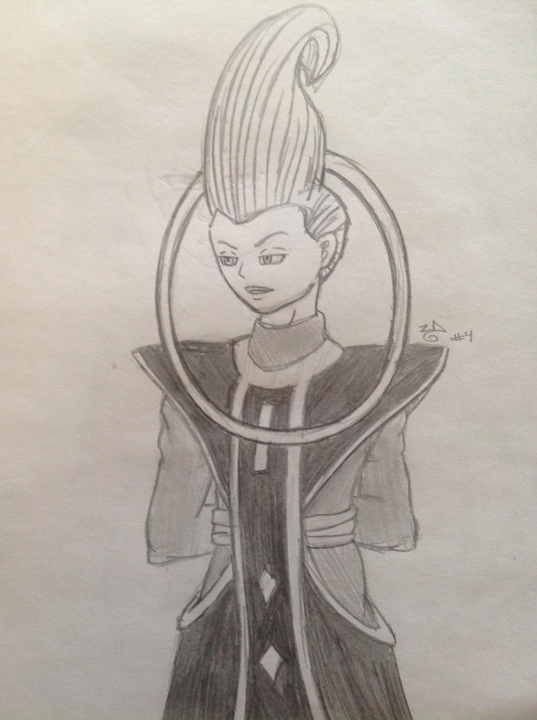 Dragonball Z: Whis! by Velishasolon