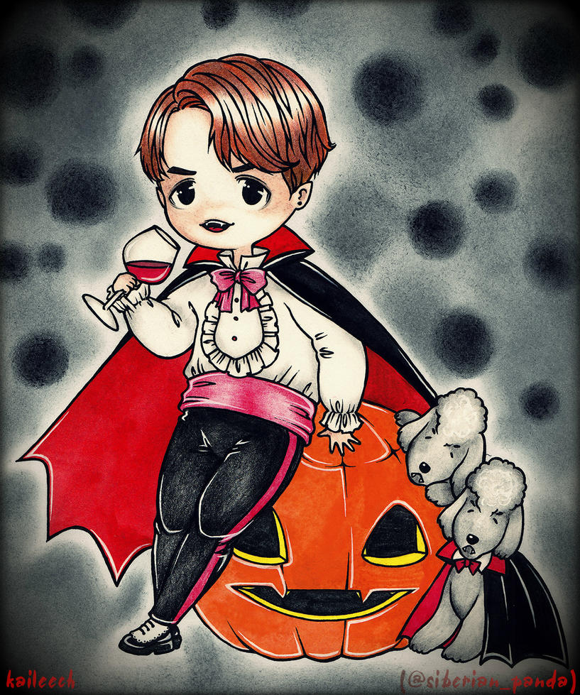 Vampire JUN. K by KaiLEECH