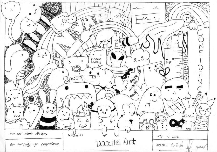 porn doodle