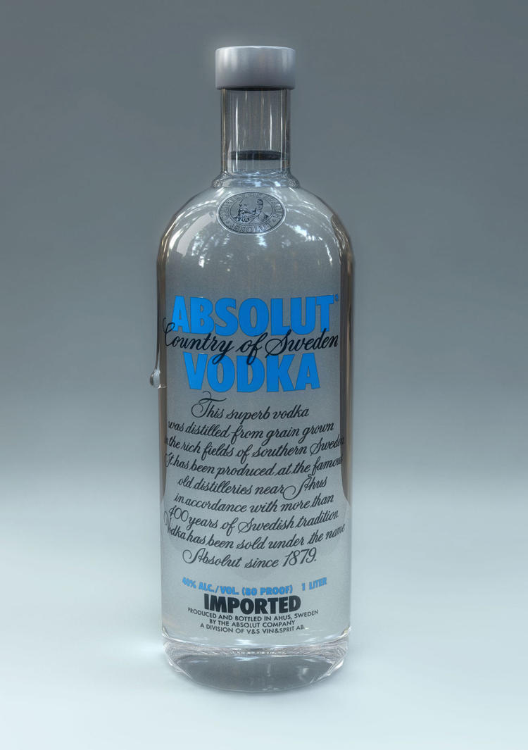Vodka by GrahamTG
