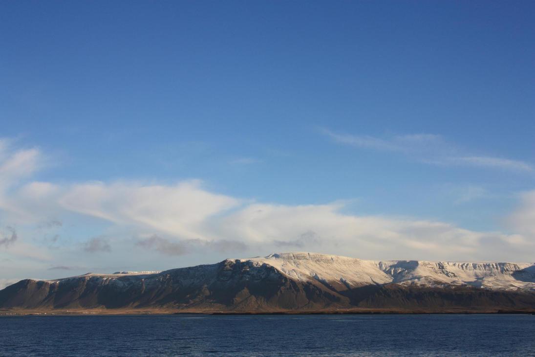 Reykjavik by GrahamTG